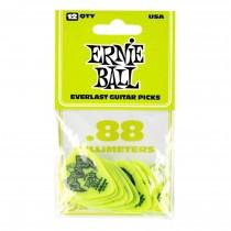 Ernie Ball EB-9191 Everlast Pick Heavy (12-pack)