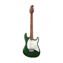 Music Man Cutlass HSS Tremolo, Charging Green