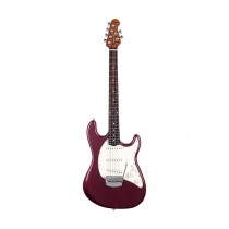 Music Man Cutlass SSS Tremolo, Maroon Mist