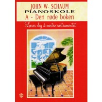 Schaum A Norsk utgave - Rød bok (Revidert)