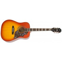 Epiphone Hummingbird PRO Faded Cherry Burst (CF)