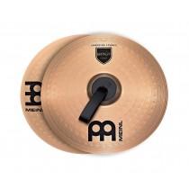 Meinl Cymbals MA-BO-16M 16'' Marching Cymbals