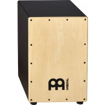 Meinl Black Cajon Maple - MCAJ100BK-MA