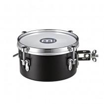 "Meinl MDST10-BK 10"" Drummer Snare Timbale, Black (M)"