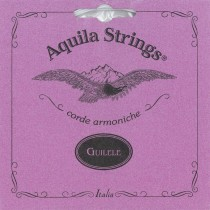 AQUILA GUITALELE 96C la / mi / do / SOL / RE/ LA 42  - Strengesett til Ukulele.