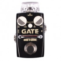 HOTONE SKYLINE STOMPBOX GATE SNR-1 Single Footswitch Analog Noise Reducer Pedal