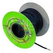 Sommer Cables Professjonell DMX kabel. Sort. Metervare