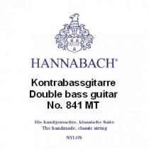 Hannabach 841MT4S Classic Bass 4 75cm kontrabasstrenger