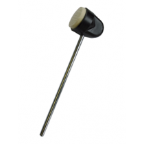 Dixon PPB-261 Basstrommekølle 2-veis (Plast/Filt)