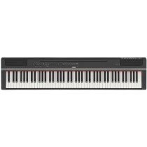 Yamaha P-125 - El.piano, sort