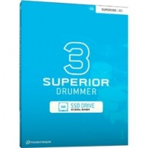 Toontrack Superior Drummer 3 Soundlibrary SSD Disc