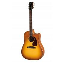 Gibson Acoustic J-45 Cutaway - Heritage Cherry Sunburst
