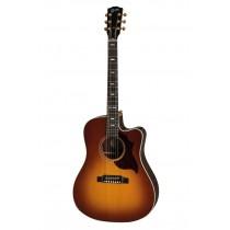 Gibson Acoustic Hummingbird AG - Rosewood Burst
