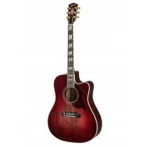 Gibson Acoustic Hummingbird Chroma Black Cherry