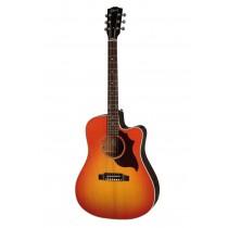 Gibson Hummingbird AG Mahogany - Light Cherry Burst