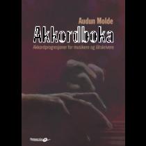 Akkordboka - Akkordprogresjoner for musikere og låtskrivere - Audun Molde