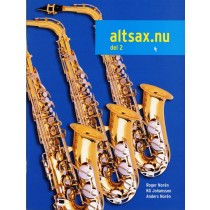 Altsax.nu 2 m/CD