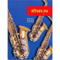 Altsax.nu 1 m/CD
