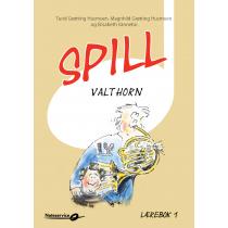 Spill Valthorn 1 - bok m/CD - Turid og Magnhild Grøtting Husmoen - Elisabeth Vannebo
