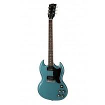 Gibson SG Special Faded Pelham Blue
