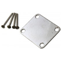 ALLPARTS AP-0600-007 Aged Chrome Neckplate