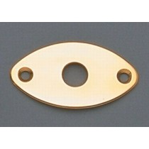ALLPARTS AP-0615-002 Gold Football Jackplate