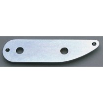 ALLPARTS AP-0657-010 Chrome Control Plate for Telecaster Bass