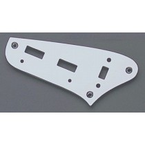ALLPARTS AP-0658-010 Chrome Upper Control Plate for Jaguar