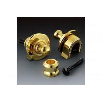 ALLPARTS AP-0681-002 Schaller 447 Gold Strap Locks