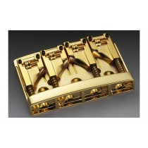 ALLPARTS BB-0318-002 Gold Schaller Bass Bridge