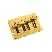 ALLPARTS BB-3410-002 Economy Bass Bridge, Gold