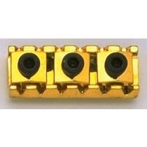 ALLPARTS BP-0026-002 Gold Locking Guitar Nut