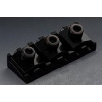 ALLPARTS BP-0026-003 Black Locking Guitar Nut