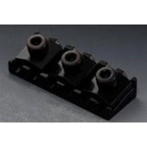 ALLPARTS BP-0026-L03 Black Locking Guitar Nut Left Handed
