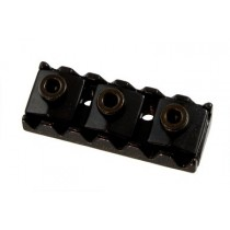 ALLPARTS BP-0028-003 Black Locking Guitar Nut