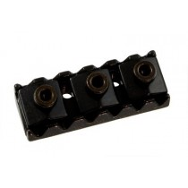 ALLPARTS BP-0028-L03 Left Handed Black Locking Guitar Nut