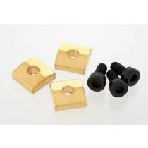 ALLPARTS BP-0116-002 Gold Nut Blocks