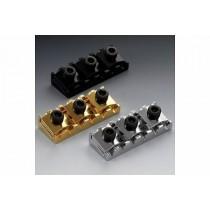 ALLPARTS BP-2029-010 Schaller R4 Chrome Locking Nut