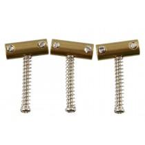 ALLPARTS BP-2328-008 Tilted Brass Saddles