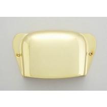 ALLPARTS BP-2974-002 Gold Bridge Cover for Precision Bass