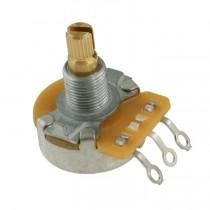 ALLPARTS EP-0085-B00 CTS 250K Split Shaft Audio Pot Bulk Pack