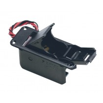 ALLPARTS EP-2929-023 9-Volt Top Mount Battery Compartment