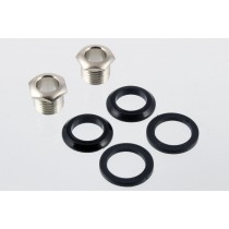ALLPARTS EP-4973-000 Nuts and Washers for Plastic Jacks