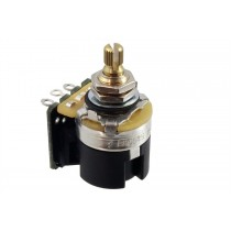 ALLPARTS EP-5585-B00 Bulk Pack of 20 CTS 250K Push Pull Audio Pots