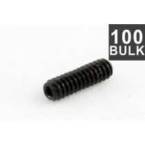 ALLPARTS GS-0002-B03 Bulk Pack of 100 #4-40 Bridge Height Screws