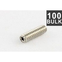 ALLPARTS GS-0002-B05 Bulk Pack of 100#4-40 Bridge Height Screws