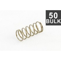 ALLPARTS GS-0034-B05 Bulk Pack of 50 Bridge Length Springs