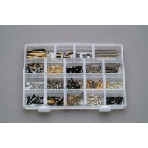 ALLPARTS GS-0381-000 Screw Assortment Box Kit