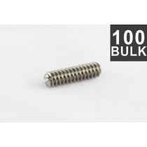 ALLPARTS GS-3377-B05 Bulk Pack of 100 Tele and Bass Bridge Height Screws