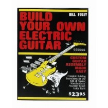 ALLPARTS LT-0701-000 Build Your Own Electric Guitar Book